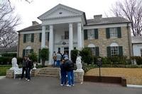 Memphis, Graceland, Amerika,