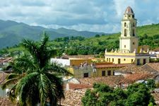 uitzicht Trinidad Cuba Djoser