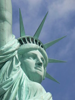 new york statue of liberty usa