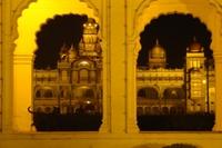 Paleis maharadja Mysore India Djoser