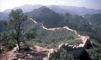 Grote muur Chine en Tibet Djoser