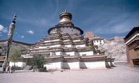 Gyantse China en Tibet Djoser