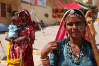 Mensen Bikaner India
