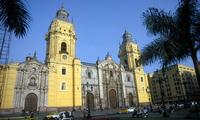Kathedraal Lima Peru Djoser