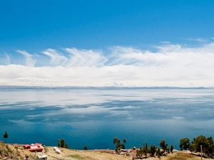 Titicacameer - Isla del Sol