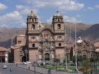 Plaza Cusco Peru Djoser