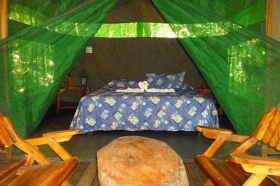 Nicaragua hotel accommodatie overnachting Djoser