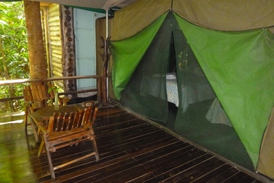 Nicaragua accommodatie overnachting Djoser
