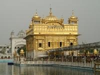 Gouden tempel Hari Mandir Amritsar India Djoser