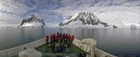 Antarctica Boeg Djoser