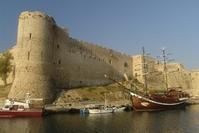 Cyprus - Kyrenia - kasteel