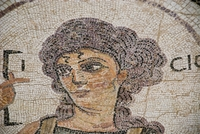 Djoser - Cyprus - romeins mozaiek