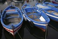 Italië Vissersboten Djoser