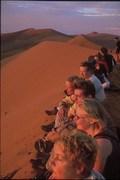 Namibie Zandduin Djoser