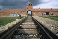 Polen Birkenau concentratiekamp Djoser