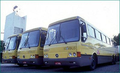 Bus vervoer Buenos Aires Lima Djoser