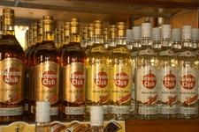 Rum Havana Santiago de Cuba Club Djoser