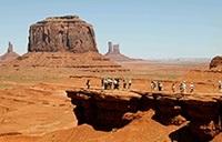Monument Valley Amerika Djoser