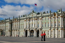 Sint Petersburg Hermitage Rusland Djoser