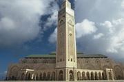 Hassan II moskee Casablanca Marokko