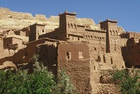 ouarzazate marokko djoser kasbah