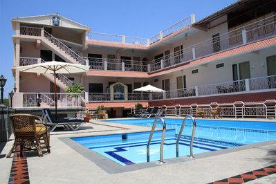 Zuid India rondreis hotel accommodatie overnachting Djoser
