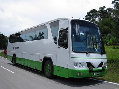 Thailand maleisie en singapore bus vervoersmiddel rondreis Djoser