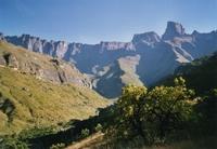 Zuid Afrika Drakensbergen Royal Natal Djoser