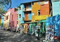 El Caminito Buenos Aires Argentinië