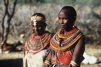 Samburu stam Kenia Djoser