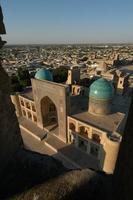 Oezbekistan Yangigazgan overnachting kamp Djoser