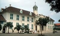 Oude Batavia Jakarta Java Indonesie Djoser
