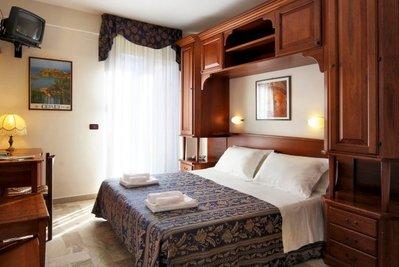 Hotel Italie accommodatie Djoser