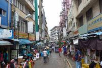 Colombo Straat Sri lanka Djoser