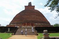 Sri Lanka Anuradhapura en polonnaruwa Djoser