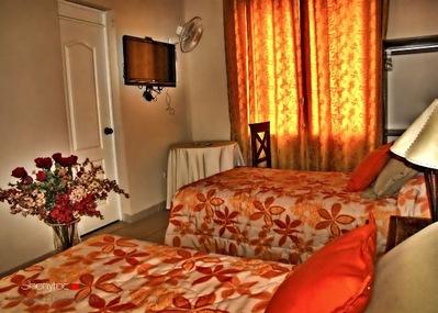 Peru met Amazone hotel accommodatie overnachting rondreis Djoser