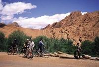 Atlas Gebergt Uitzich Marokko Djoser