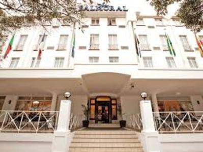 Zuid-Afrika hotel accommodatie overachting Djoser