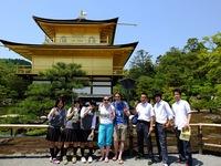 Gouden Tempel Kinkaku-ji Kyoto Japan Djoser