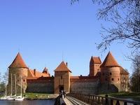 Trakai Litouwen Baltische Staten