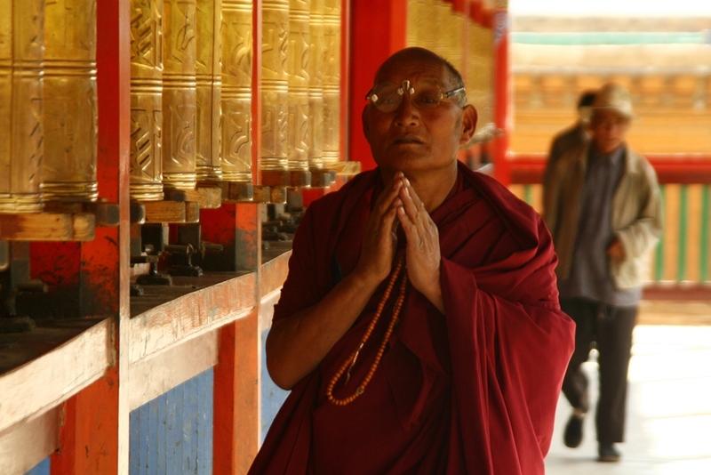 43 Gebed Tibet