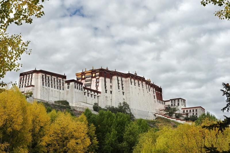 41 Lhasa Tibet