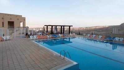 Hotel accommodatie Israel Jordanie Djoser