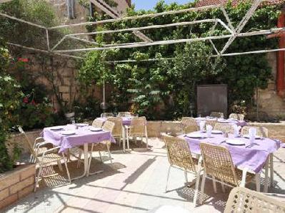 Hotel restaurant Israel Djoser