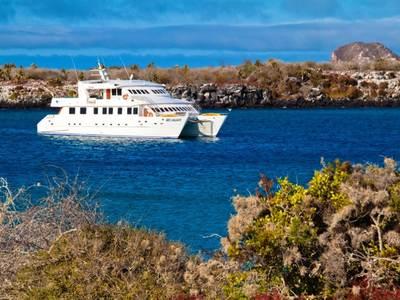 Anahi catamaran, Ecuador & Galapagos 30 dagen