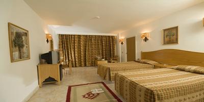 Egypte hotelkamer Accommodatie Djoser