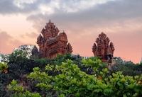 Nha Trang Po Nagar Vietnam Djoser