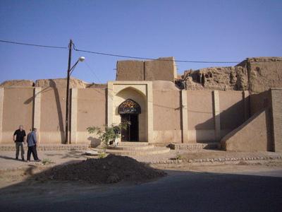 Iran rondreis bezienswaardigheden Djoser