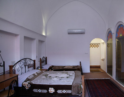 Hotelkamer Iran Djoser