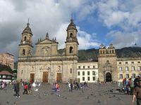 Colombia Bogota Hoofdstad Djoser